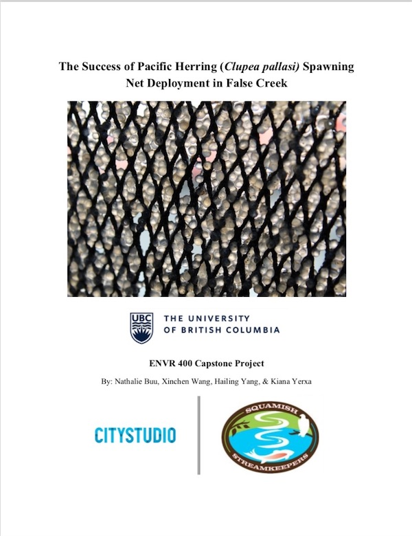 Download the Final Report for the UBC Herring Project.